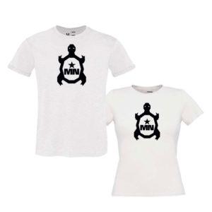 Camiseta-chica-blanca-TORTUGA